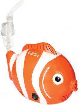 Інгалятор небулайзер дитячий компресорний Gamma Nemo