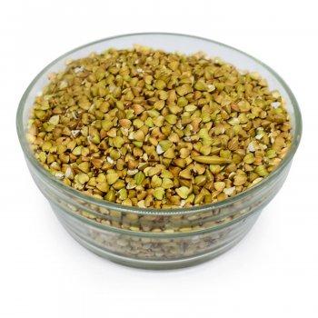 Крупа гречневая зеленая Vitamin отборная 1 кг