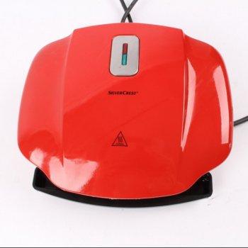 Гриль контактний SilverCrest SKG 1000 B2 red