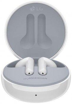 Навушники LG TONE Free FN4 True Wireless White (HBS-FN4.ABRUWH)