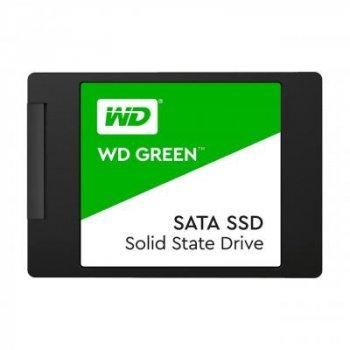 "Накопитель SSD 2.5"" 120GB WD (WDS120G2G0A)"