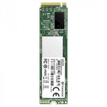 Накопитель SSD M.2 2280 256GB Transcend (TS256GMTE220S)