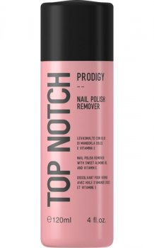 Для зняття лаку Top Notch Prodigy Nail Polish Remover