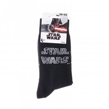 Носки Star Wars Decorated Letters (93155062-3) black
