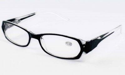 Очки с диоптрией Myglass 8852 Black +4