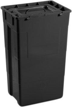 Контейнер для сбора медицинских и биологических отходов AP Medical SC 60 л R Black (2022300 4373 02)