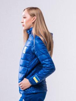 Куртка PEAK FW97996-BLU Голубая