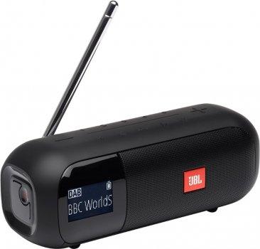 Акустична система JBL Tuner 2 FM Black (JBLTUNER2BLK)