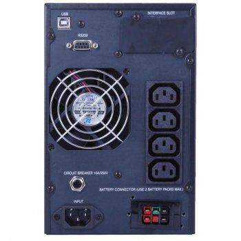 Джерело безперебійного живлення Powercom MAC-1K IEC (MAC1000IEC)