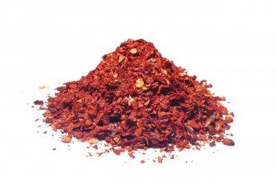 Паприка красная резаная 6*6 100г