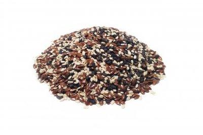 Суміш кунжуту і насіння льону 50г