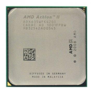 Процесор AMD Athlon II X4 635 2,9 GHz AM3 Б/У
