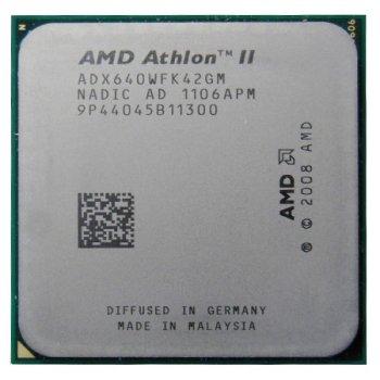 Процесор AMD Athlon II X4 640 3,0 GHz AM3 Б/У