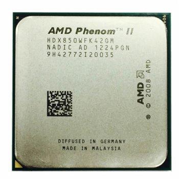 Процесор AMD Phenom II X4 850 3,3 GHz AM3 Б/У