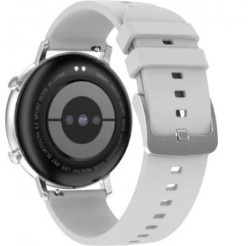Смарт годинник SENOIX Ringo PRO-9S Gray (Сірі) круглий екран | функція ЕКГ