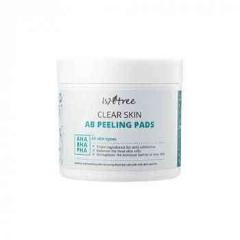 Салфетки для пилинга Isntree Clear Skin AB Peeling Pads (8806135245062)