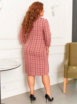 Платье ALDEM 2047 Коралловое