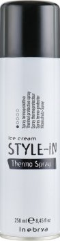 Термозахисний спрей для волосся Inebrya Style-In Thermo Spray 250 мл