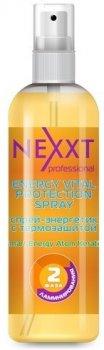 """Спрей-енергетик з термозахистом Фаза 2 """"Ламінування"""" Nexxt Professional Energy Vital Protection Spray 250 мл"""