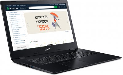 Ноутбук Acer Aspire 3 A317-52-55AH (NX.HZWEU.009) Shale Black