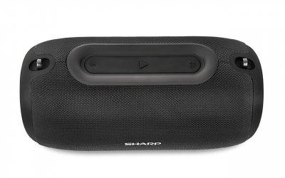Портативна акустика SHARP GX-BT480 Black