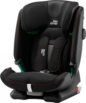 Автокрісло Britax-Romer Advansafix i-Size Cool Flow-Black (2000033655)