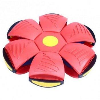 М'яч Phlat Ball трансформер Red