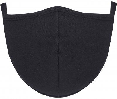 Набор защитных тканевых многоразовых масок Anmerino Черный L/XL 2 шт (255041721)