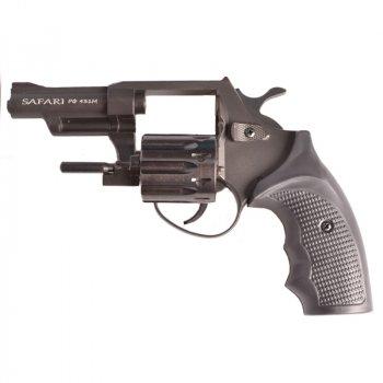 Револьвер под патрон Флобера Safari PRO 431м (3.0'', 4.0mm), ворон-пластик