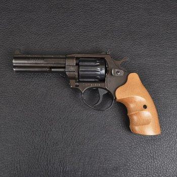Револьвер под патрон Флобера Safari PRO 441м (4.0'', 4.0mm), ворон-бук