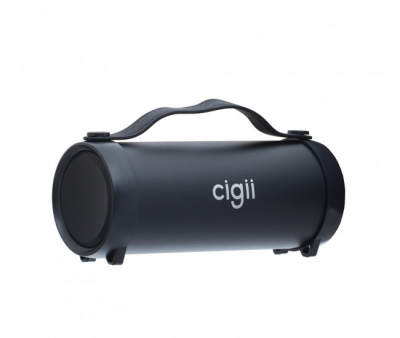 Портативна Колонка Bluetooth Cigii S33D Black