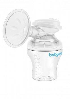 Молоковідсмоктувач електричний BabyOno Natural Nursing 3 в 1 (300)