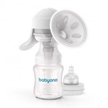 Ручний молоковідсмоктувач BabyOno Anatomy (301)