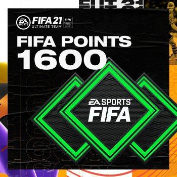 FIFA 21 ULTIMATE TEAM - 1600 POINTS PS4, UK-регіон