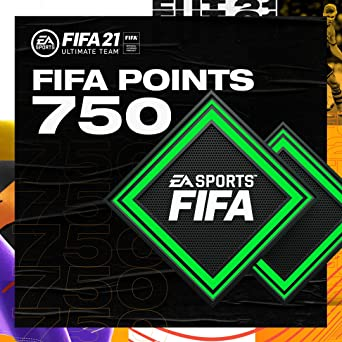 FIFA 21 ULTIMATE TEAM - 750 FUT points (PC / Origin)