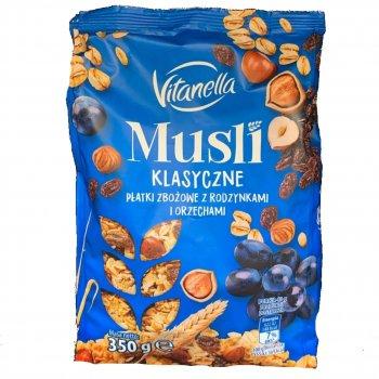 Мюслі Vitanella Klasyczne 350 g