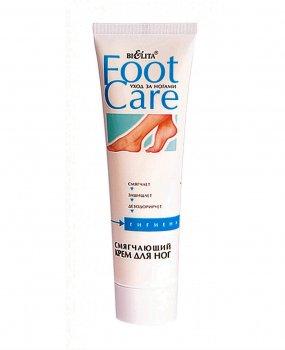 Смягчающий крем для ног Foot care Белита Уход за ногами 100 мл (4899151008611)