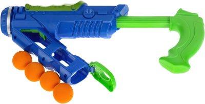 Игрушечный пистолет Rong Xian Yi с набором мячиков (0007-9) (6910010380792)