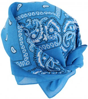 Платок-бандана Trаum 2519-092 Голубой (4820025190922)