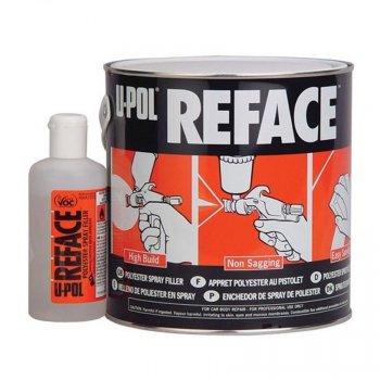Шпаклівка напилювана U-POL Reface 1 л (UPOL/SF1)