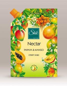 Жидкое крем-мыло Шик Nectar Папайя и манго 460 мл