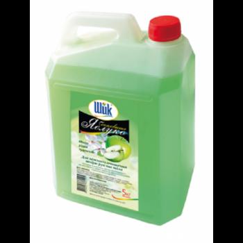 Жидкое мыло Шик Сочное яблоко 5 л