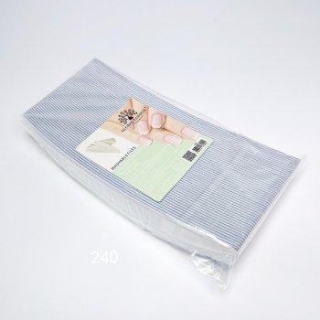 Файли змінні форма човник 240 грит Global Fashion 50 шт