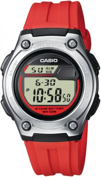 Чоловічий годинник Casio W-211-4AVEF