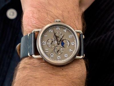 Чоловічі годинники Bisset BSCF18DAVX05AX