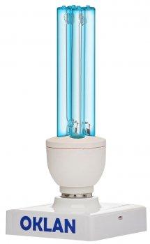 Кварцевая-бактерицидная безозоновая лампа Oklan OBK-15