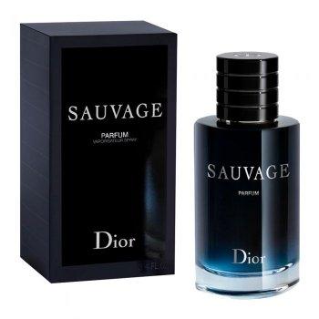 Духи для мужчин Christian Dior Sauvage Parfum 2019 100 мл.