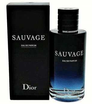 Парфюмированная вода для мужчин Christian Dior Sauvage 60 мл.