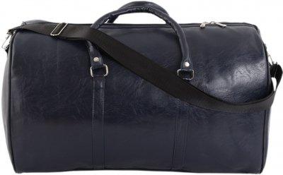 Дорожная сумка Traum 47х28х27 см Темно-синяя (7056-12)