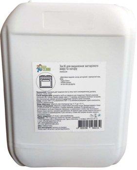 Средство для удаления устаревшего жира и нагара Happy Clean Апельсин 5 л (4820198560232)